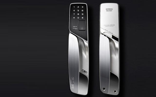 韩国Gateman电子锁