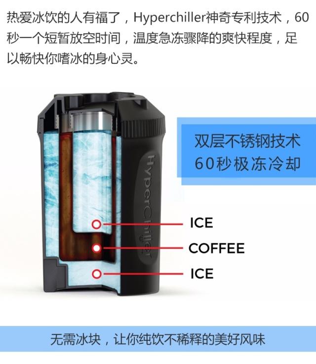 HyperChiller急冻瞬冰杯