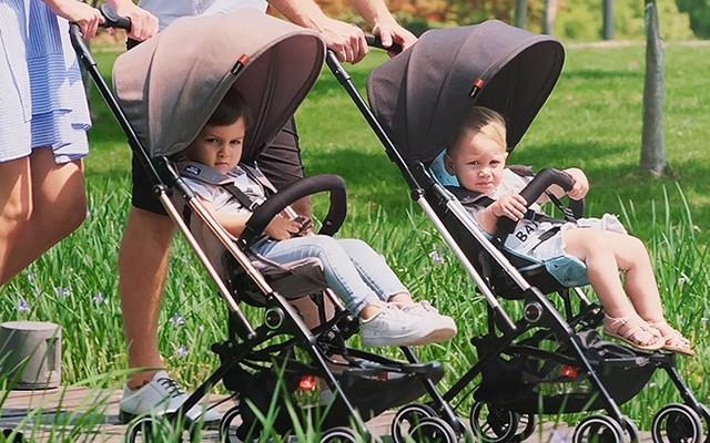 荟智胶囊婴儿推车