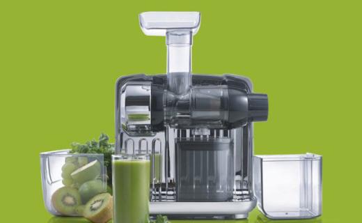 Omega Juicers原汁机:辅食料理面条一机搞定,出汁率高