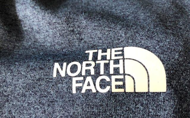 北面速干T恤上身体验