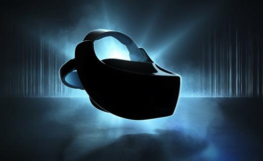 HTC头戴式VR设备再曝光!没有束缚用着就是爽