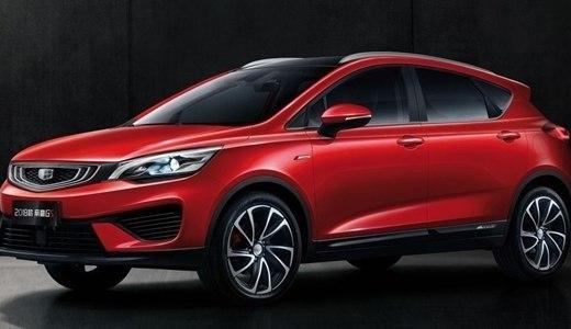 吉利首款纯电SUV:风格承接帝豪GS,年底国内首发