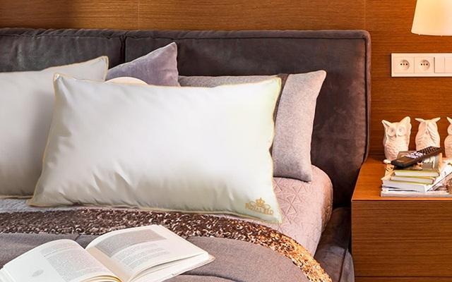 德国OBB Royal bed加拿大鹅绒三层枕