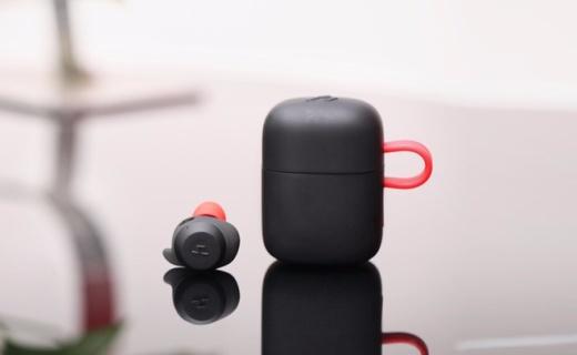 比AirPods更便宜,支持无线充电的运动耳机