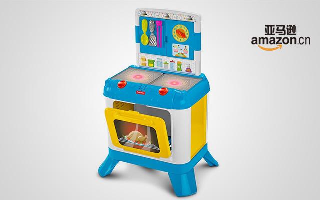 Fisher Price 费雪厨房玩具