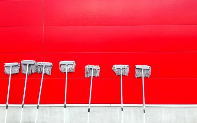从此做家务只需要6步!动动手指就能来次全面大扫除