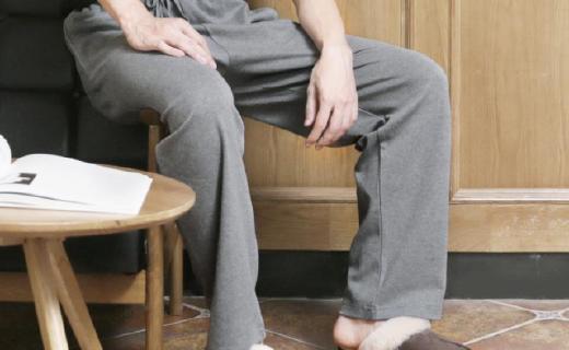 网易严选休闲裤:精梳棉细腻棉软,家居也能法式休闲