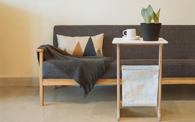 房子租的但生活是自己的,又岂能错过小确幸 — 橙舍沙发伴侣和多功能收纳盒评测