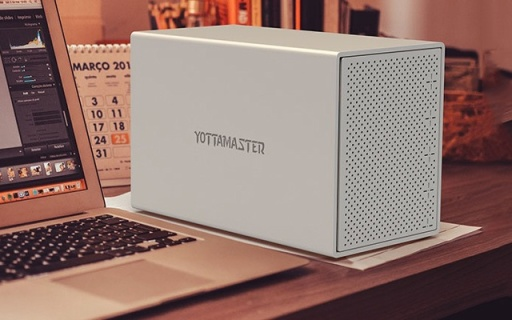 海量存储一个柜子搞定,私人存储解决方案 — YottaMaster 移动硬盘存储柜子体验