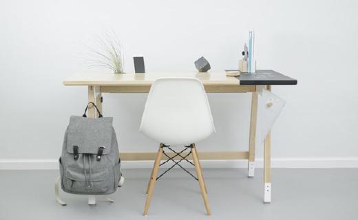 重构工作空间,ARTIFOX办公桌让你效率更高