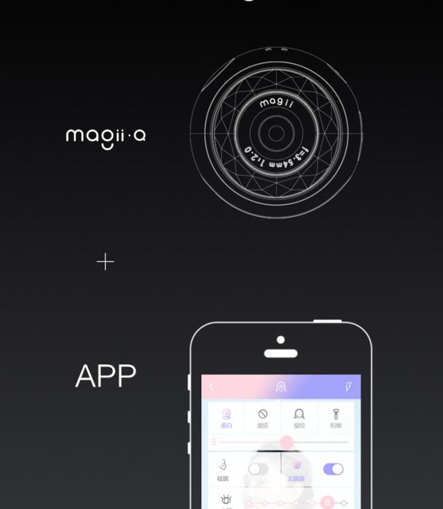 朵拉(dooraa)magii美颜自拍相机