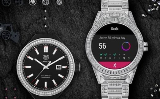 127万!泰格豪雅推出史上最贵智能手表