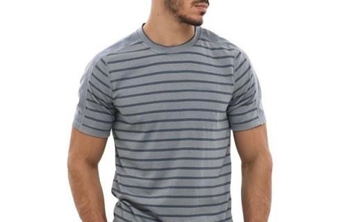 土拨鼠 DriRelease圆领T恤:科技面料吸汗速干,抗菌除臭还防紫外线