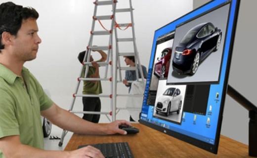 30英寸4K OLED!这是你能买到的最好显示器!