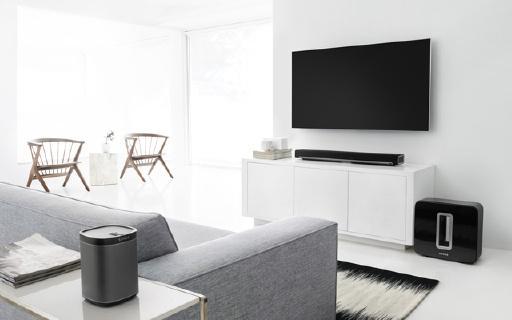 WiFi连接的客厅影院,让你的客厅变身娱乐中心