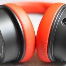 音质好听续航久,最是那一抹耳机上的骚红 —  美国Cleer DU蓝牙耳机评测