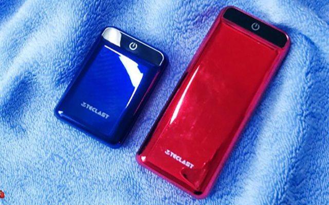 手机一半大小,能有手机多两倍电量 - 台电A10移动电源体验