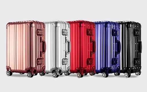 PB铝镁合金可定制旅行箱,安全又耐用
