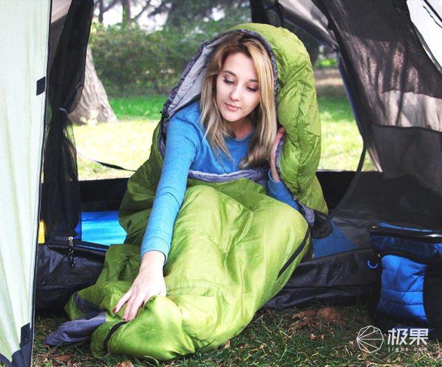 OZtrailSBH-KEC-C户外睡袋