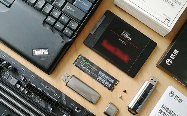 """U盘大的固态硬盘,却是老电脑""""续命良药"""" — 铭瑄复仇者NM5 SSD体验"""