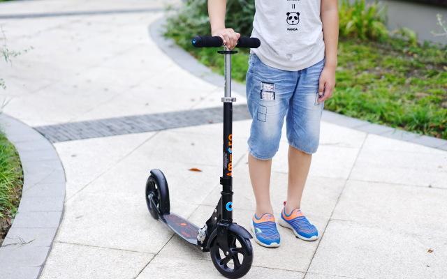 拿什么解决最后一公里 micro 滑板车体验