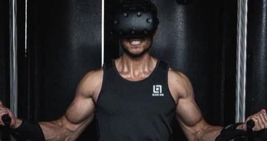 Black Box VR健身系统:随时随刻,开始健身