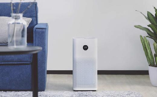 小米发布米家空气净化器2S,性能大升级