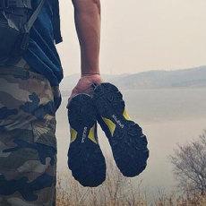 防滑耐磨 透气护脚,这鞋让你无惧户外越野跑  — 沙乐华越野鞋体验
