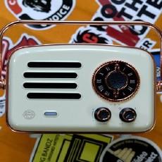 穿越时光的呢喃,猫王旅行者2号收音机评测