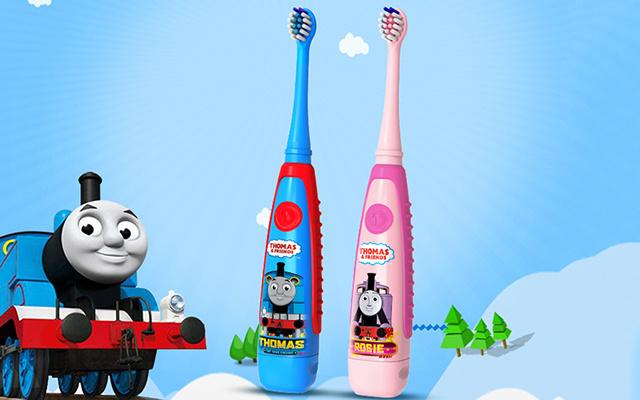 托马斯 儿童智能健康牙刷