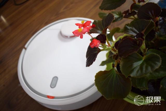 小米(MI)米家扫地机器人