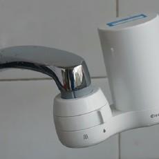 让自来水秒变净化水,不用电无废水,三菱丽阳净水器测评