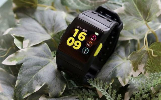 监测心率记录运动,埃微能量运动手表P1体验