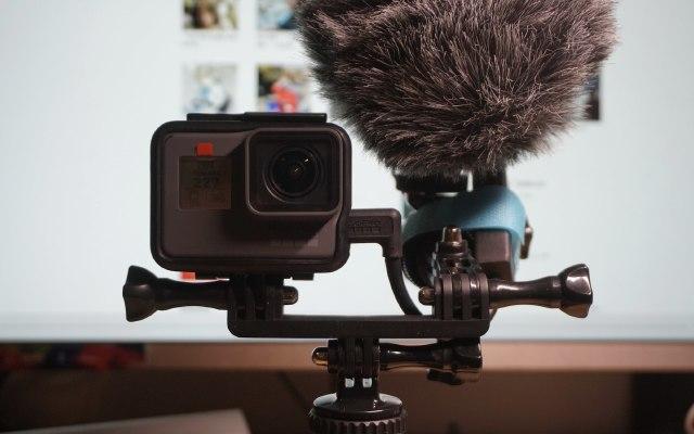 玩法 | 把你的GoPro变成全能战斗机