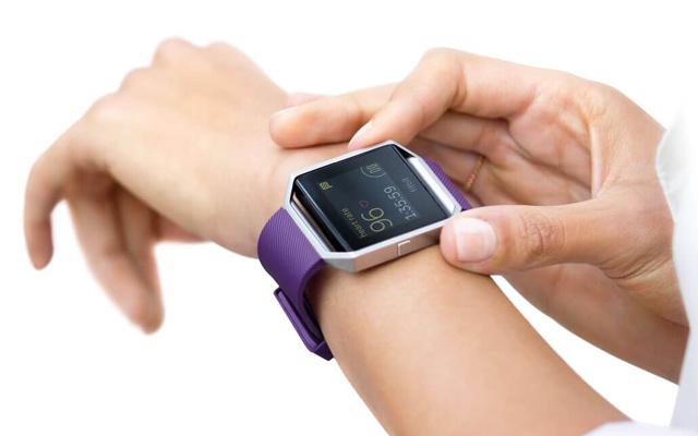FitbitBlaze运动健步手表