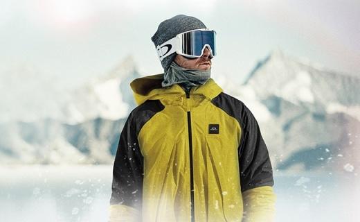 欧克利LineMiner滑雪镜:柱面电子加热镜片,视野开阔长久防雾