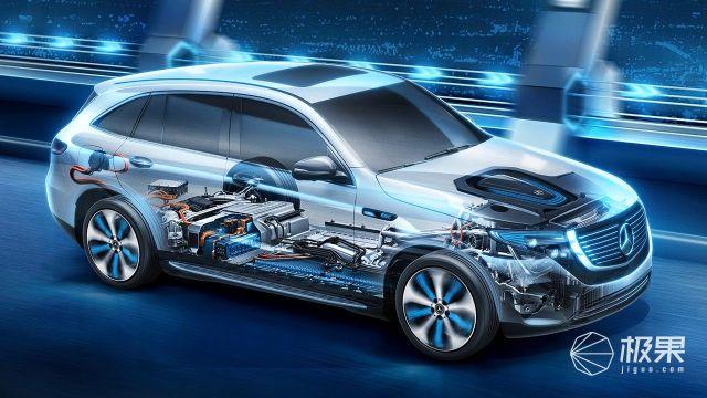 """奔驰年度大招!首款纯电SUV发布:续航450公里,竟内置""""大活人""""?"""