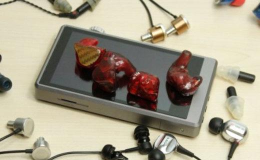声音通透 三频均衡,可更换耳放卡,Basso DX150 HIFI播放器