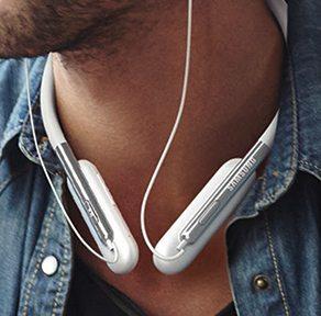 三星无线运动耳机:双路扬声器音质出色,磁性设计防止缠绕