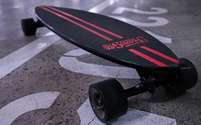 城市代步利器 - Teamgee电动滑板体验