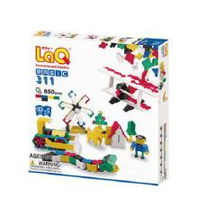 LaQ/拉休几 入门系列650片 儿童拼插积木玩具