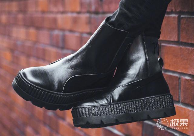 RihannaxPUMA,这款一千多的雨靴我收下了