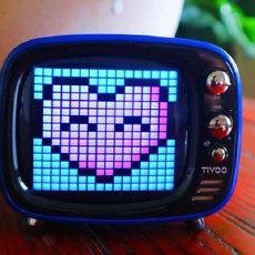 逆天小音箱,不仅能混音,也是闹钟游戏机 — Divoom Tivoo像素蓝牙音箱体验
