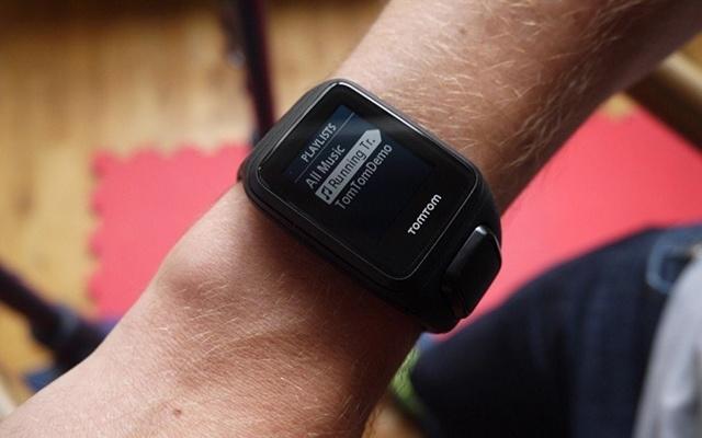 TomTomSparkCardio运动手表