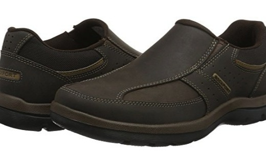 乐步男士休闲鞋:真皮材质结实耐穿,精致车线彰显品质