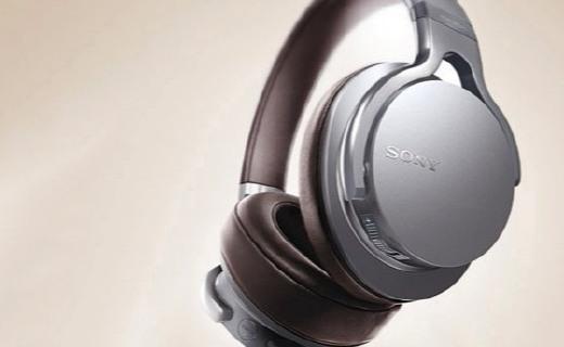 索尼头戴HiFi耳机:大单元高解析音频,USB DAC功能