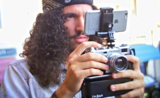 复活老相机!这个模块能让胶卷相机数码化