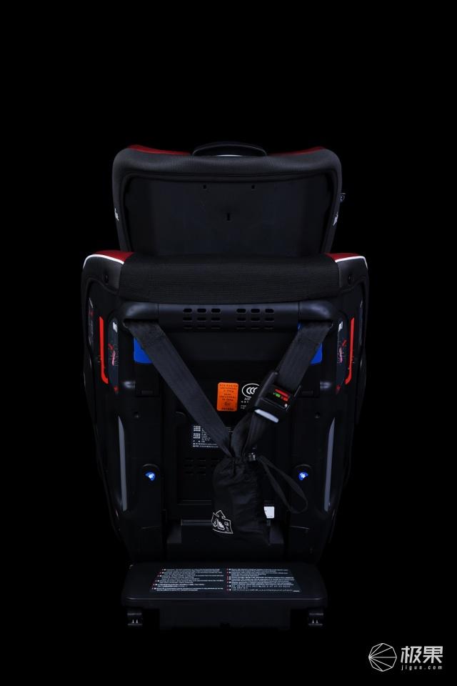 Joie安全守护神FX儿童座椅