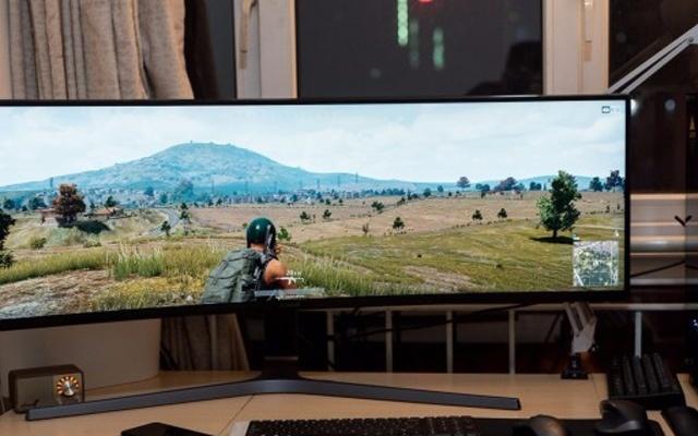 体验了这块世界最宽的显示器,玩游戏像开挂 — 三星C49HG90 显示器体验